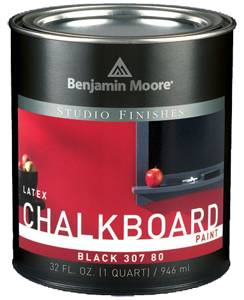Studio Finishes - Chalkboard Paint 307