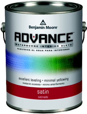 Advance Waterborne Interior Alkyd Satin 792